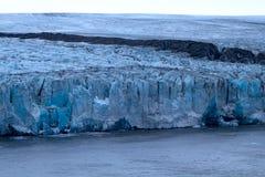 Srodzy lodowowie Arktyczny Żywy lodowiec Obrazy Royalty Free
