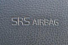 SRS Airbag zdjęcia stock