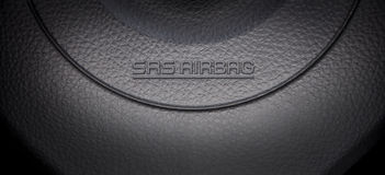 SRS airbag Royalty Free Stock Photos