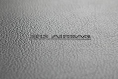 SRS Airbag sign Royalty Free Stock Photos