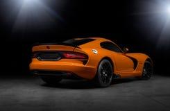 2014 SRT-Viper T/A stockfotos