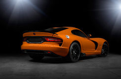 2014 SRT Viper T/A Stock Photos