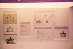 Srta. Dior Exhibition en China imágenes de archivo libres de regalías