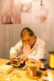 Srta. Dior Exhibition en China foto de archivo
