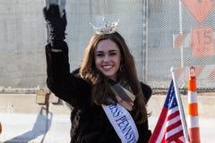 Srta. Pennsylvania 2015 Fotografía de archivo libre de regalías