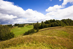 Srural landscape Royalty Free Stock Image