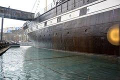 SS大英国,布里斯托尔,英国 库存照片