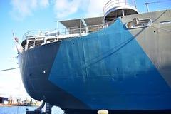 SS-Amerikaner Victory Museum Ship stockfotografie