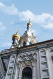 Ss Boris e Gleb Cathedral Fotografia Stock