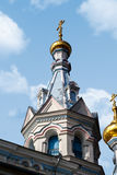 Ss Boris and Gleb Cathedral Royalty Free Stock Photography