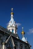 Ss Boris och Gleb Cathedral royaltyfria bilder