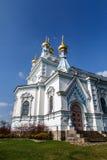 Ss Boris och Gleb Cathedral arkivbild