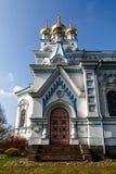 Ss Boris och Gleb Cathedral arkivfoton