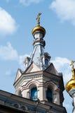 Ss Boris och Gleb Cathedral royaltyfri fotografi