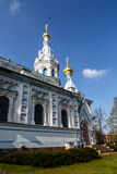 Ss Boris och Gleb Cathedral arkivbilder