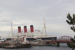 Ss Colombia a Tokyo DisneySea Fotografie Stock
