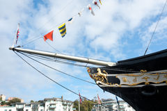 The ss Great Britain in Bristol, UK Royalty Free Stock Image