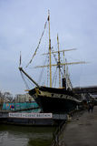 SS Great Britain Royalty Free Stock Photo