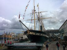 SS Great Britain Stock Photo