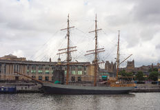 SS Great Britain ship in Bristol Stock Images