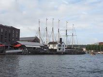 SS Great Britain ship in Bristol Stock Photo