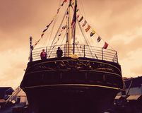 SS Great Britain Royalty Free Stock Photos