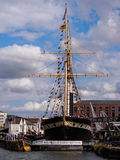 SS Great Britain in Bristol, England Stock Photo