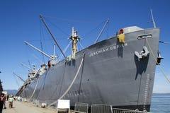 SS Jeremiah O'Brien Royalty-vrije Stock Fotografie