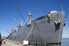 SS Jeremiah O'Brien Royalty Free Stock Photography