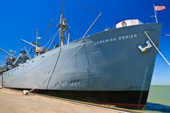SS Jeremiah O'Brien Liberty ship, San Francisco Stock Photography
