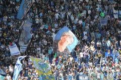 SS LAZIO VS BOLOGNA mecz futbolowy (6:0) Obraz Royalty Free