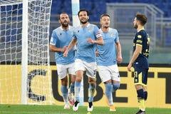 SS Lazio vs Parma Calcio