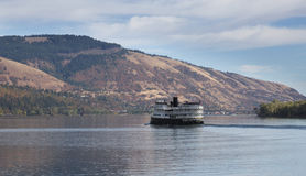 SS Legacy, Hood River, OR -October, 11 2015. Stock Photo