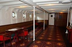 SS Nomadic, Belfast, Northern Ireland royalty free stock photos