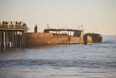 SS Palo Alto port side. stock photos