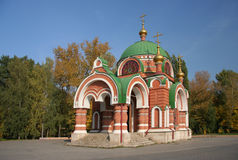 SS. Peter und Paul Temple. Lipetsk. Stockfotografie