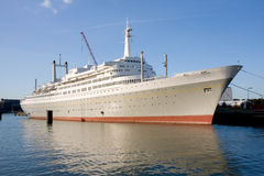 SS Rotterdam Royalty Free Stock Images