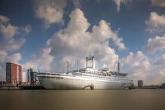 SS Rotterdam Imagenes de archivo