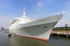 SS Rotterdam Stock Images