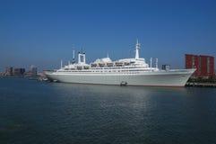SS Rotterdam Stock Photo