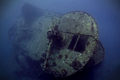 SS Thistlegorm Royalty Free Stock Images
