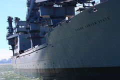 SS Uroczystego jaru stanu Morski przewoźnik Obrazy Royalty Free