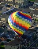 SS145 de Ballon van de hete Lucht stock foto's
