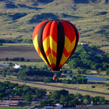 SS147 de Ballon van de hete Lucht stock afbeelding