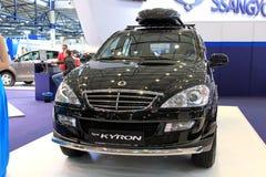 Ssang Yong Kyron Stock Image