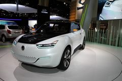 The Ssangyong eXIV Concept Royalty Free Stock Photography
