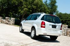 SsangYong Renton2 Stock Images