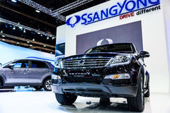 SsangYong Rexton Royalty Free Stock Photography