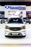 SsangYong Stvic Royalty Free Stock Images