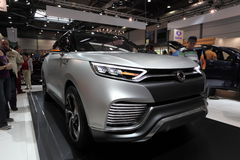 SsangYong XLV Concept SUV Royalty Free Stock Image